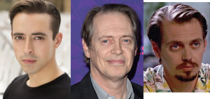 Marc Pickering, Steve Buscemi (2,3)